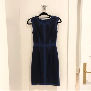 BCBG Dress with Lace Detail. Size 0.
